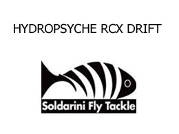Fly rods HYDROPS. RCX DRIFT