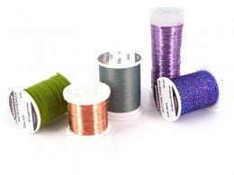 THREADS - TINSELS - WIRES