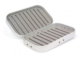 Aluminum fly boxes