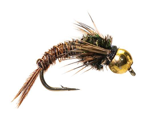 TG Pheasant Tail Flaschback Classic