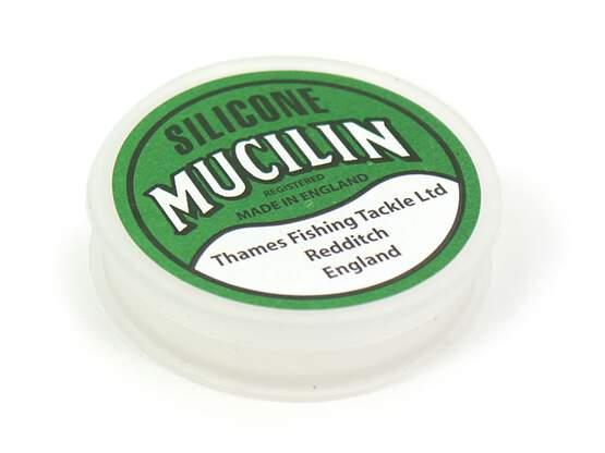 GREEN SILICON mucilin - Fly line care paste