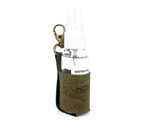 Spray holder CORKY olive
