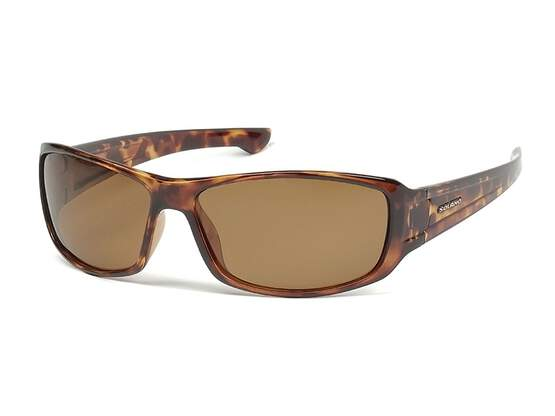 Polarized sunglasses solano CHUB - brown