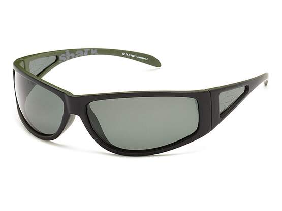 Polarized sunglasses solano SHARK - grey