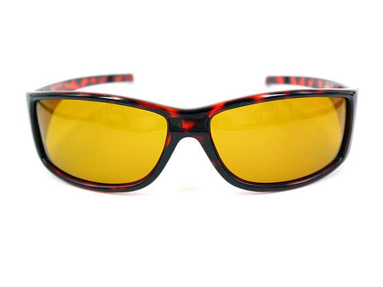 Polarized sunglasses FLY CLASSIC - yellow