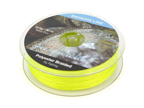 Backingline fluo yellow 20 lb