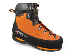 Wading boots andrew CREEK ORANGE - rubber (Vibram) &...
