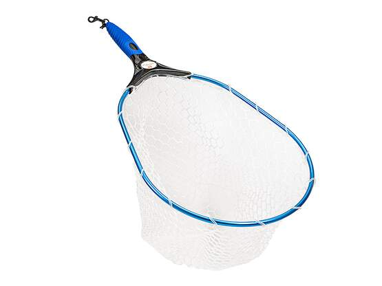 Aluminum landing net hotfly MONSTER XL GHOST PROTECT