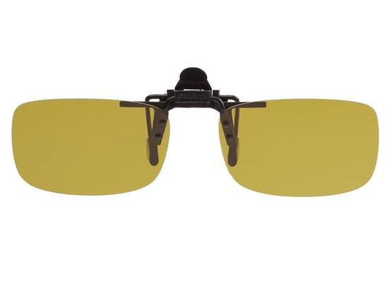Polarized Clip-on SOLANO V2 - yellow