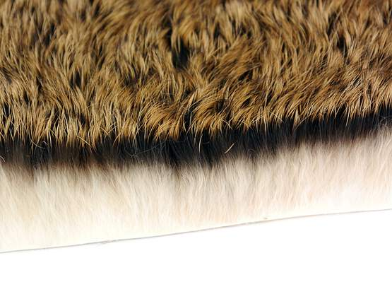 PREMIUM HARE FUR PROTYER SUPERPACK hotfly - ca. 10 x 25 cm
