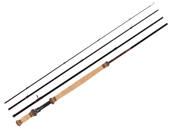 Fly rod SCANDI IM7 - 12 - # 8