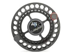 LARGE ARBOR COMPETITION SPOOL for fly reel Vivarelli...