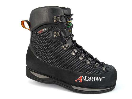 Wading boots andrew CREEK DARK - made in Italy