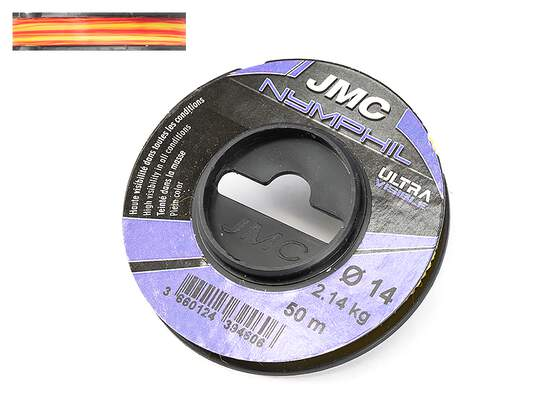 Tippet material for european nymphing jmc NYMPHIL - 50 m