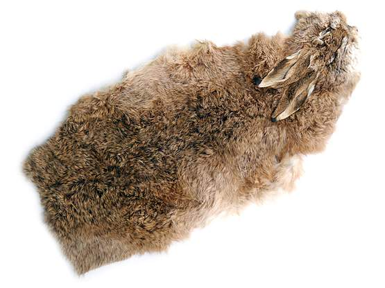 ENTIRE HARE FUR WITH MASK protyer superpack hotfly - ca....