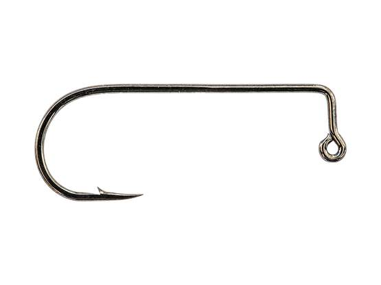 Hooks hotfly superb JIG BENT IN POINT barbed - 25 pc.