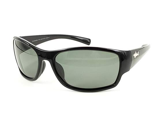 Polarized sunglasses solano SHARK V2 - grey