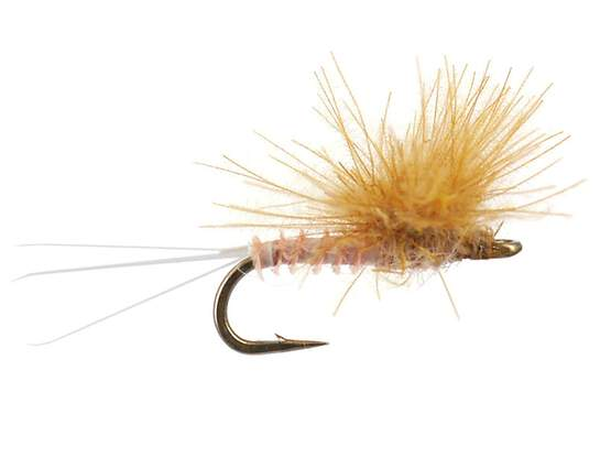 CDC Hackle Stacker - Pink Cahill