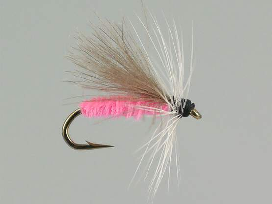 G1 Grayling CDC - Pink