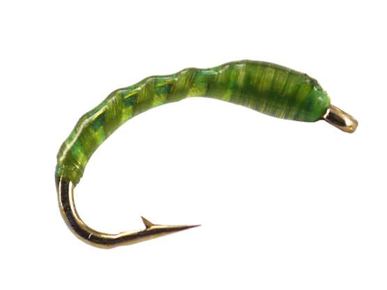 Green Rib UV Buzzer