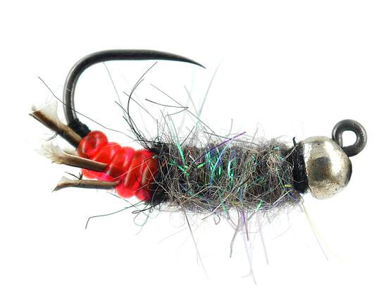 Ales TG Peeping Caddis Red BL