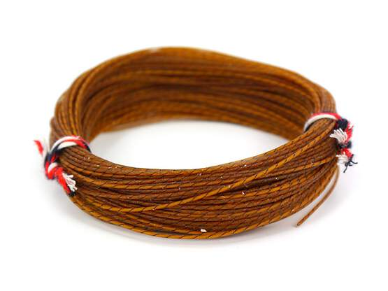 Natural silk fly line pêche à soie NATURELLE DTR - 30m