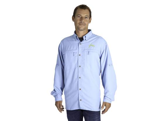 Shirt jmc NANO-DRY light blue