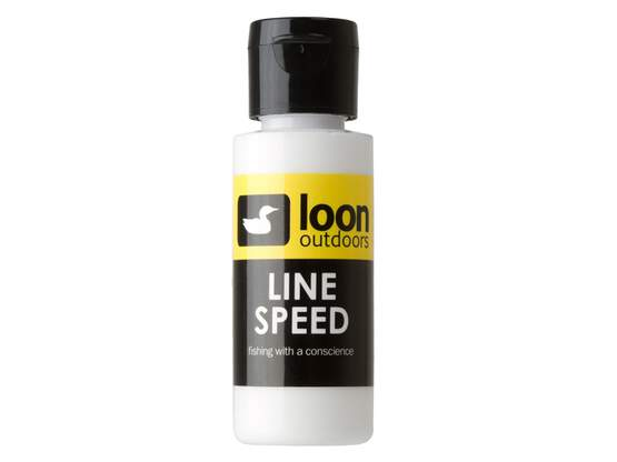 LINE SPEED loon outdoors - Fly line care liquid