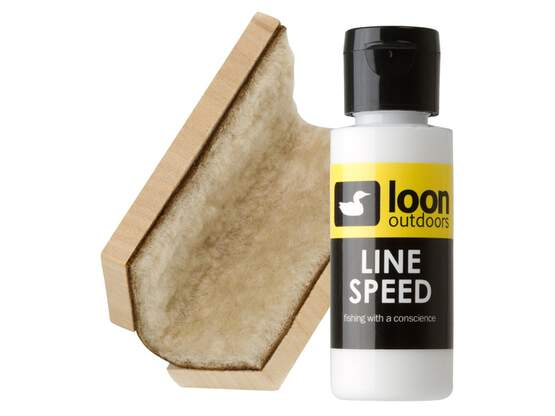 LINE UP KIT loon outdoors - Fly line care kit