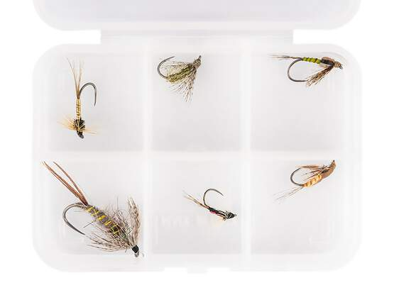 Flies selection hotfly CLASSIC NYMPHS ESSENTIAL LTD - 6...