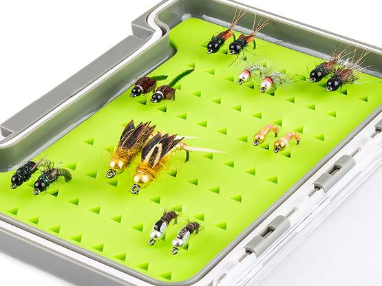 Flies selection hotfly BRASS BEAD NYMPHS EVO LTD - 16...
