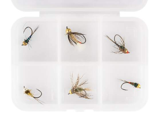 Flies selection hotfly TUNGSTEN NYMPHS ESSENTIAL LTD - 6...