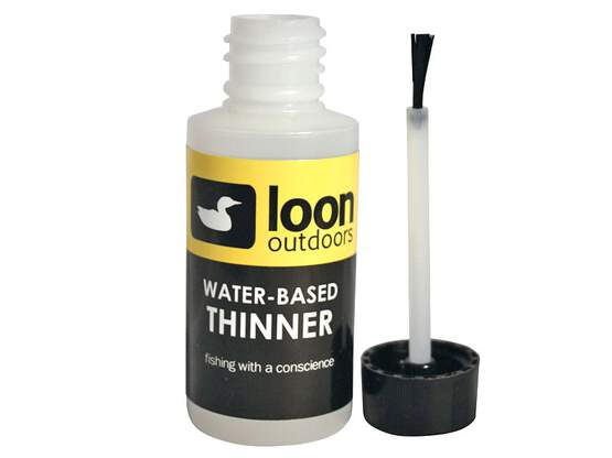 WATER BASED THINNER for WB HEAD CEMENT loon outdoors