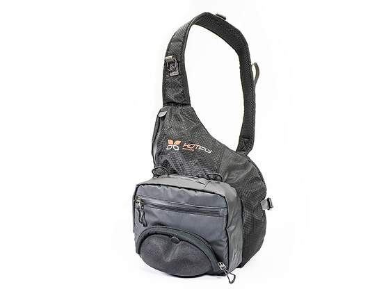 Sling pack TACTICAL SP BLACK EDITION hotfly