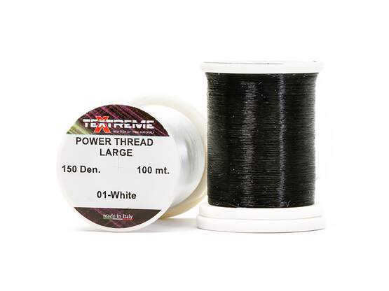 POWER THREAD LARGE textreme - 150 den - 2/0 - 100 m