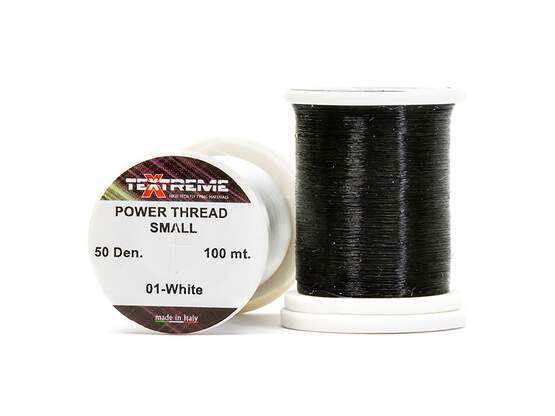 POWER THREAD SMALL textreme - 50 den - 12/0 - 100 m