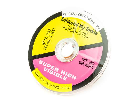 Euronymph sft NEW 3 TONE INDICATOR LINE - yellow black...