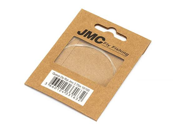 Knotless tapered leader JMC - 12 ft